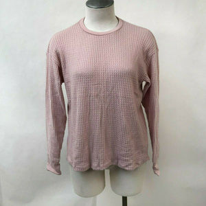 Project Social T Waffle Knit Thermal